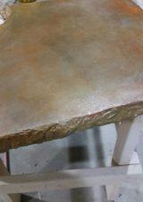 Faux Concrete Countertops